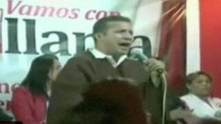 Mensajes contradictorios de Ollanta Humala complican a sector minero