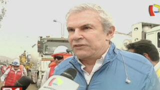 Luis Castañeda se pronuncia sobre trabajadores fantasmas de Luna Gálvez