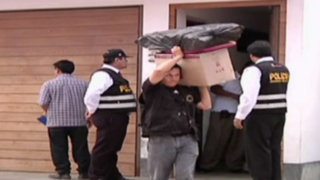 Intervienen nueve inmuebles que pertenecerían a exalcalde Carlos Burgos