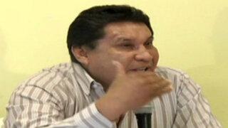 Carlos Burgos niega acusaciones de procuradora Julia Príncipe