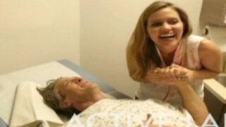 EEUU: hombre finge parto para complacer a su esposa por Día de la Madre