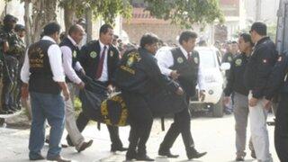 Lambayeque: policía muere asesinado a balazos por delincuente en Ferreñafe