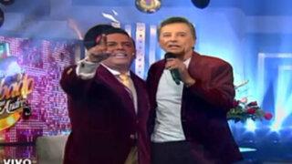Palito Ortega le canta a las madres peruanas en 'Porque hoy es Sábado'