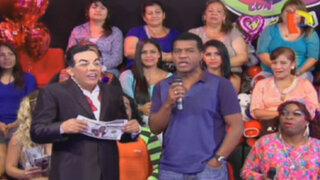 El gran Julio César Uribe en Igualitos con Edwin Sierra