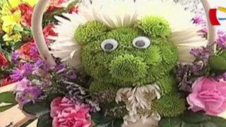 Flores para el Día de la Madre: una buena opción para regalar