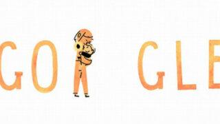 Google le dedica un tierno doodle a mamá en su día