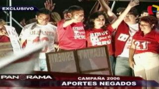 Aportes negados: la campaña 2006 del nacionalismo