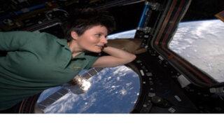 VIDEO : ¿Cómo se bañan los astronautas cuando están en el espacio?