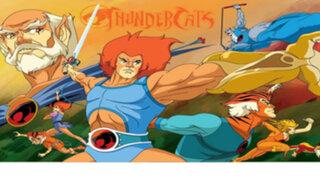 FOTOS : 6 cosas que no sabías sobre los Thundercats