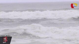 Marina de Guerra advierte que oleaje anómalo será hasta este jueves