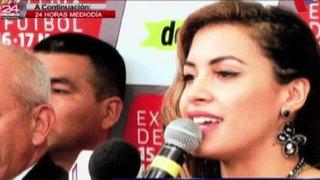 Milett Figueroa rompió en llanto tras hablar de video íntimo que fue difundido