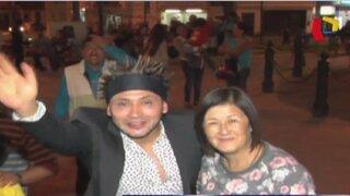 'Zumba' reapareció en Huaral y contará en exclusiva el futuro de su carrera