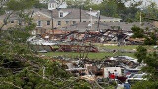 Tornados en Estados Unidos dejan al menos cinco muertos y decenas de heridos