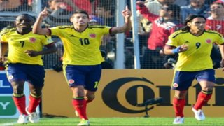 James Rodríguez y Radamel Falcao lideran lista de preseleccionados de Colombia