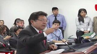 Carlos Ramos Heredia se defiende de acusaciones en el CNM