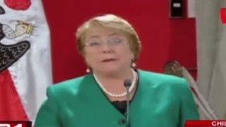 Chile: Michelle Bachelet presentó a su nuevo Gabinete