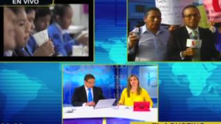 Qali Warma: denuncian que alumnos de Lima y Callao no reciben alimentos