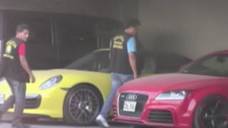Subastarían lujosos autos de Oropeza: se vendería vehículos Ferrari, Audi y Porsche