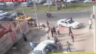 Trujillo: Policía interviene a sujetos que aparentemente realizaban reglaje a fiscales