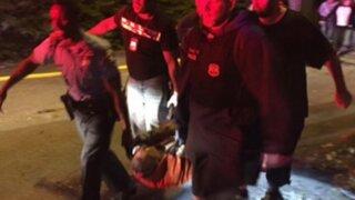 EEUU: al menos cinco muertos y 50 heridos deja descarrilamiento de tren en Filadelfia
