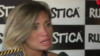 ¿Qué piensa Leysi Suárez de las lágrimas de Grasse Becerra?