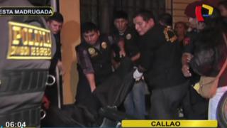 Sujeto es acribillado en su casa: familiares culpan del ataque a la Policía