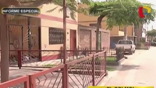 Familias amplían casas hasta la vereda: vecinos de El Agustino afirman que problema tiene 20 años