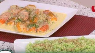 Ajíes rellenos: aprende la receta de este delicioso platillo