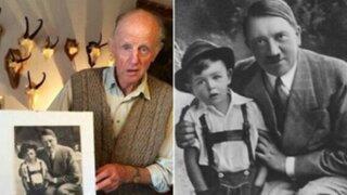 Niño utilizado por Hitler en propaganda nazi habla por primera vez