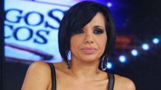 """Mónica Cabrejos sigue hablando del """"Chemo"""" Ruiz y esto fue lo que dijo esta vez"""