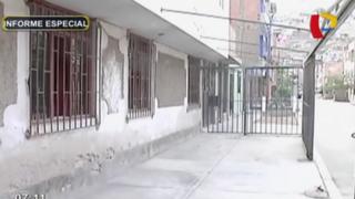 Amplían propiedad hasta la calle: vecinos 'sin límites' serán multados en Los Olivos