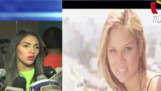 Vania solidaria: modelo mostró apoyo hacia Andrea San Martín