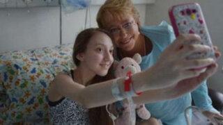 Murió Valentina Maureira, la niña que pidió la eutanasia a la presidenta Bachelet