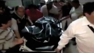 Chiclayo: protestas de azucareros de empresa Tumán dejan un muerto