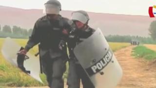 Policías sin viáticos y hacinados: denuncian esposas de agentes enviados a Islay