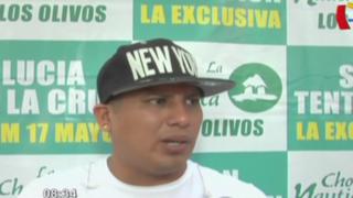 Luisito Caycho responde: criticó a su expareja Rubí Loo