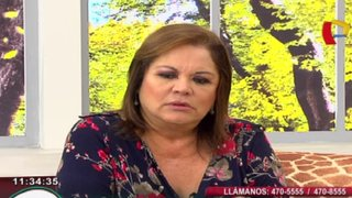 Rosario Sasieta explica todo lo que debes saber sobre los juicios de alimentos