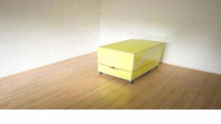FOTOS : Un dormitorio entero en una pequeña caja