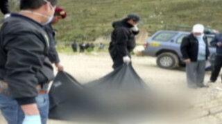 Chiclayo: pobladores encuentran cadáver de hombre con signos de tortura en basural