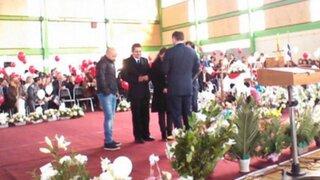 Sampaoli asistió a funeral de adolescente que pidió eutanasia a Bachelet
