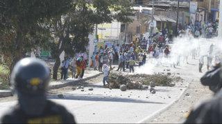 Antimineros anuncian paro de 48 horas en nueve regiones del país