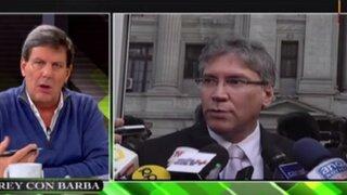 Ratifican condena de 4 años de prisión efectiva para Aurelio Pastor