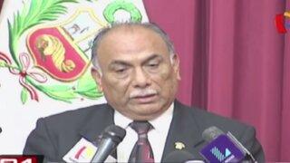 Rogelio Canches es el nuevo presidente de la Comisión de Ética del Congreso