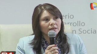 Ministra de Inclusión Social y contralor investigan robo al programa 'Juntos'