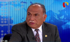 """Rogelio Canches: """"Se investigará a José Luna, debe dejar Subcomisión de Acusaciones Constitucionales"""""""