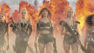 Lo nuevo de Taylor Swift: famosas protagonizan videoclip de tema 'Bad Blood'