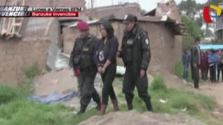 Mujer con alteraciones mentales mató a su bebé de seis meses de nacido en Huancayo