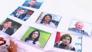 """Vidente Carmen Briceño recorre las """"vidas pasadas"""" de los políticos peruanos"""