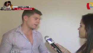 Baladán habla sobre Melissa Paredes: mencionó supuesto romance de exnovia con Lizarzaburu