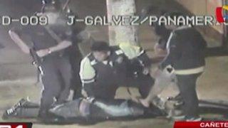Capturan a delincuentes que asaltaron restaurante en Cañete